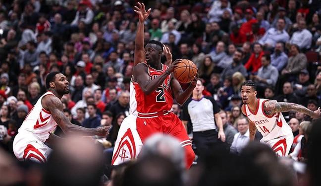 Houston Rockets hız kesmiyor