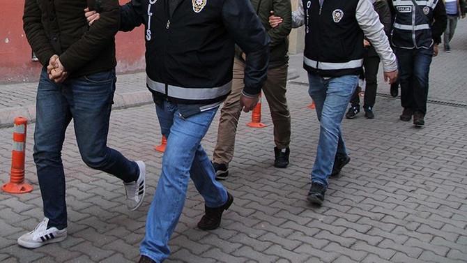5 ilde 600 polisle FETÖ operasyonu
