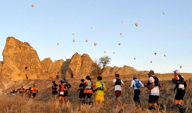 Salomon Cappadocia Ultra-Trail'e büyük ödül