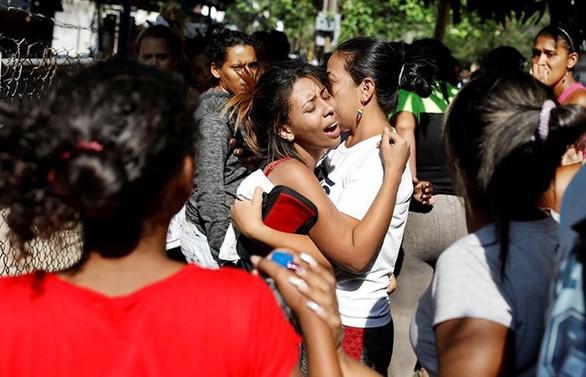 Venezuela'da cezaevi yangını: 68 ölü
