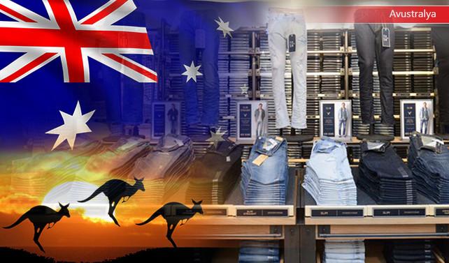 Avustralyalı müşteri kot giyim ürettirmek istiyor