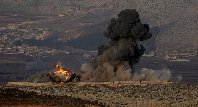 Afrin'de 2434 terörist etkisiz hale getirildi