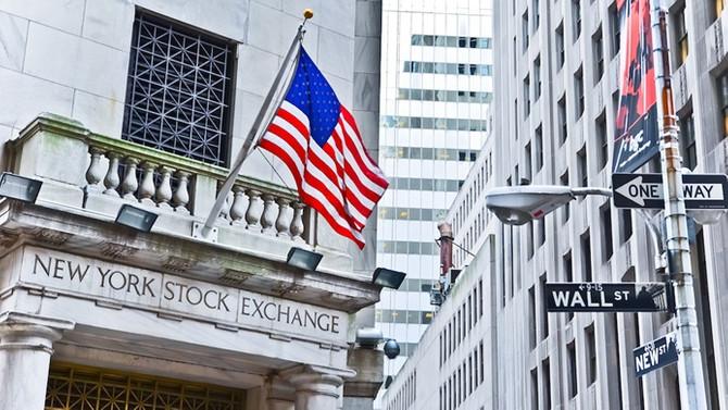 New York borsası mart ayında düştü