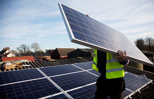 Berk Çiller, güneşe 400 milyon dolar yatıracak