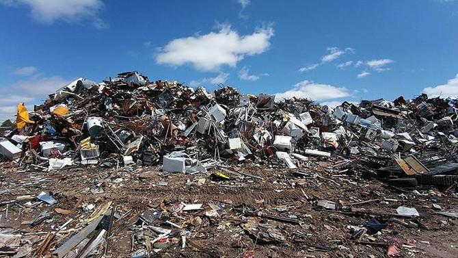 Çevre ve Şehircilik Bakanlığında 28 ton atık toplandı