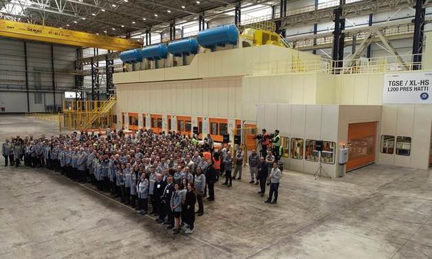 Oyak Renault'dan 33 milyon euroluk yatırım