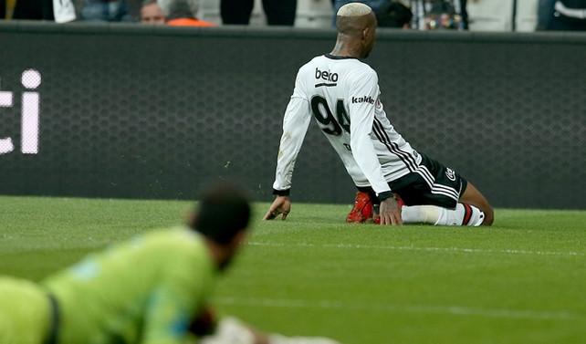 Beşiktaş tek golle galip geldi