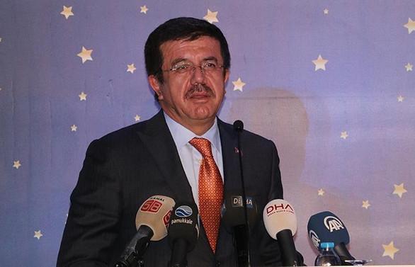 Zeybekci: Altın ticareti Türkiye'ye transfer ediliyor