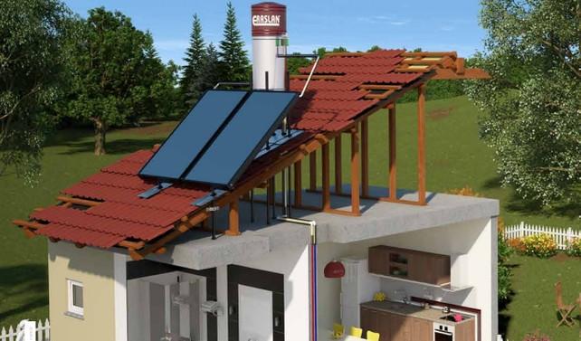 Eraslan, yüksek verimli güneş kolektörleri üretecek