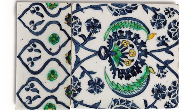 Kütahya Çini ve Seramik Koleksiyonu Sergisi