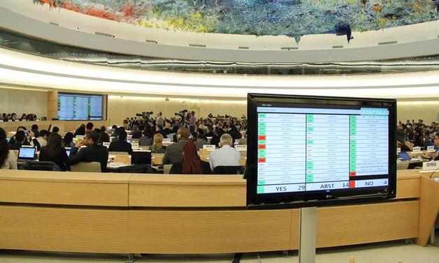 BM, Esad rejimini kınayan tasarıyı kabul etti