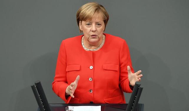 Merkel: Artık hızlıca işlere başlama zamanı