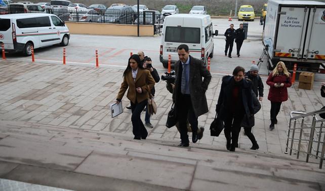 Yunan askerler için yapılan itiraz reddedildi