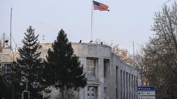 ABD'nin Ankara Büyükelçiliğinden 'kapatma' açıklaması