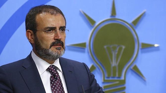 AK Parti Sözcüsü Ünal'dan 'şeker fabrikası' açıklaması