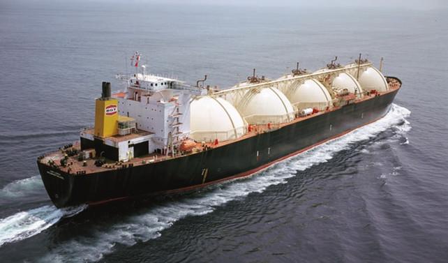 ABD, Hindistan'a LNG ihracına başladı
