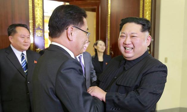 Kuzey Kore lideri Kim, yeniden birleşme istiyor