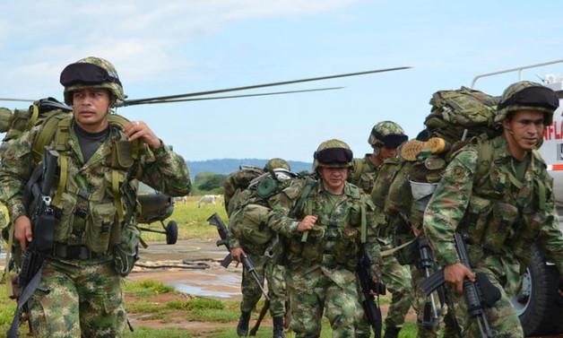 Kolombiya ordusu, ELN hedeflerini bombaladı: 10 ölü