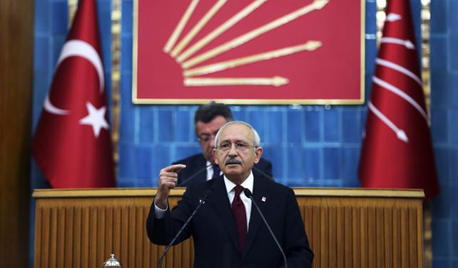 Kılıçdaroğlu'ndan faiz eleştirisi