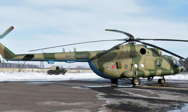 Rusya'da helikopter düştü: En az 5 ölü