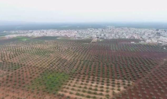 Türk jetleri Cinderes'teki terör hedeflerini vurdu