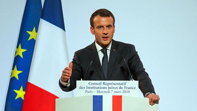 Macron'dan 'İran' ve 'Kudüs' açıklaması