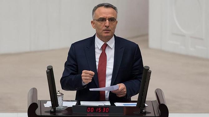 Maliye Bakanı Ağbal'dan Moody's açıklaması