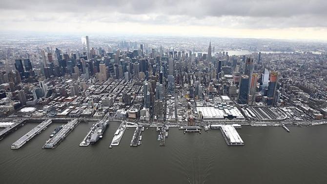ABD'de fırtına nedeniyle 3 eyalette acil durum ilan edildi