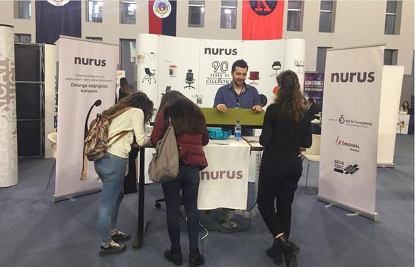 Nurus'tan gençlere kariyer fırsatı