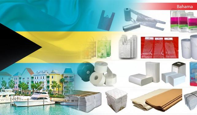 Bahamalar müşterisi ambalaj malzemeleri ithal edecek