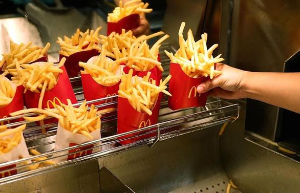 McDonald's Türkiye, 119 ülke arasında birinci oldu