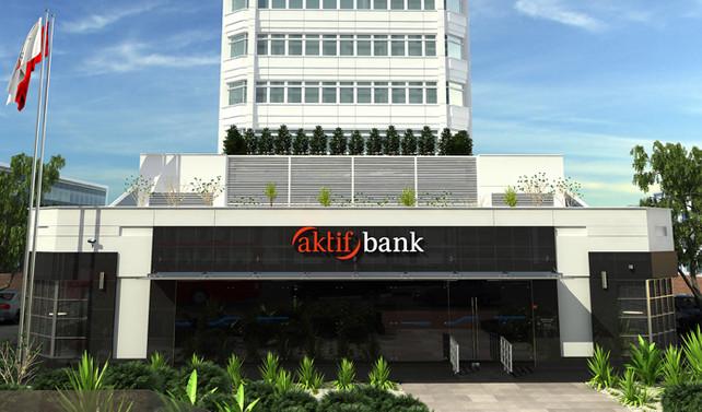 Aktif Bank'ta dijital operasyonlar Toker'e emanet
