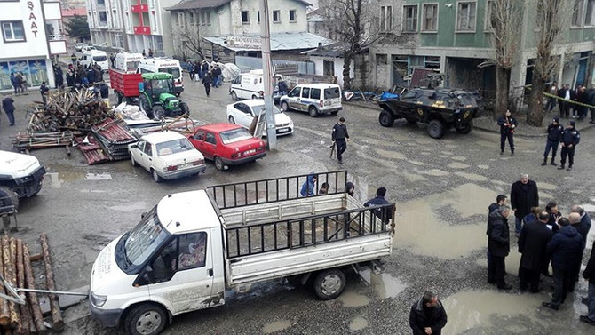 Erzurum'da silahlı kavga: 5 ölü, 2 yaralı