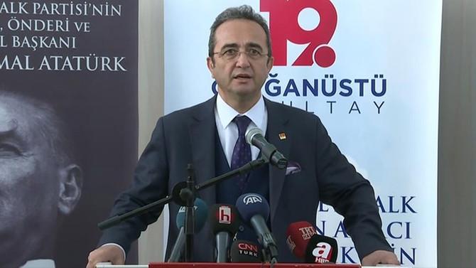 CHP'nin Olağanüstü Kurultayı'na ilişkin açıklama