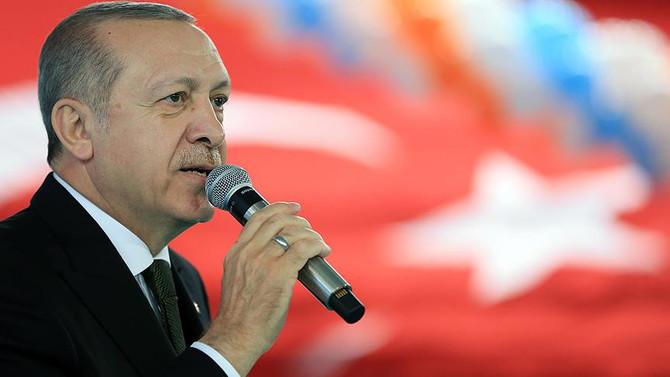 Erdoğan, ihracat rakamlarını değerlendirdi