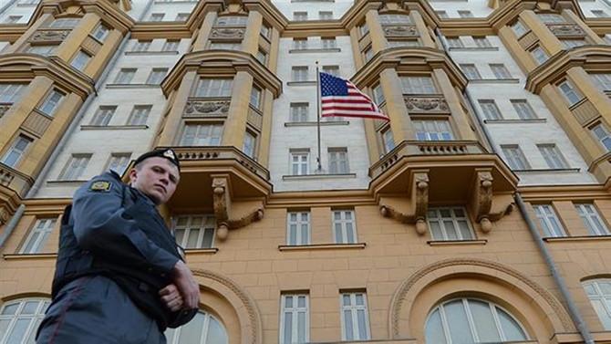 ABD'nin Rusya Büyükelçiliğinden kriz açıklaması