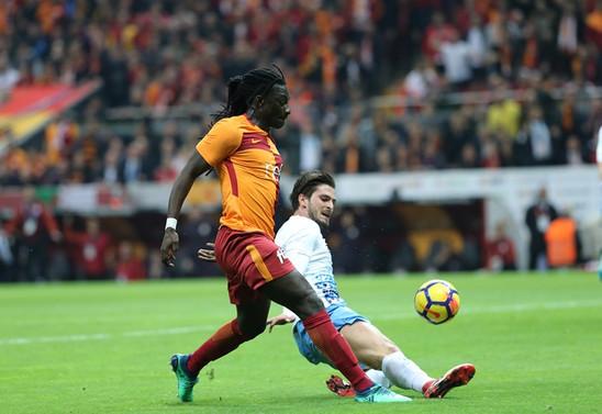 Dev maçta gülen taraf Galatasaray oldu