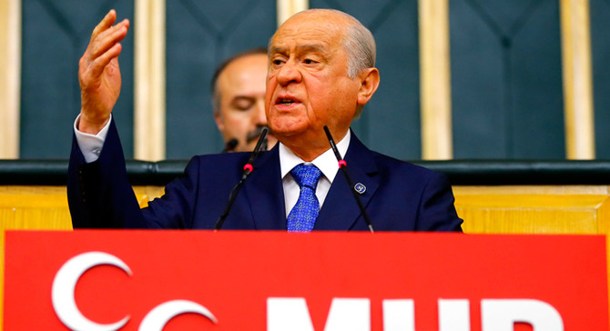 Bahçeli'den CHP ve TÜSİAD'a OHAL eleştirisi