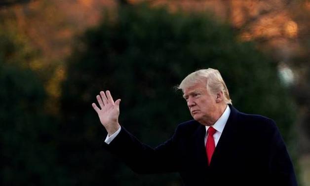 Trump, Suriye için Latin Amerika gezisini iptal etti