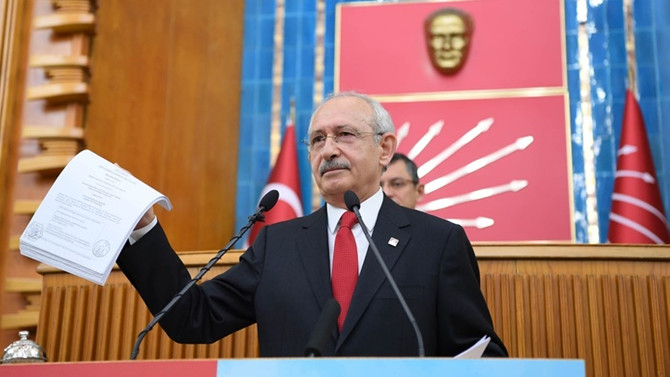 1.5 milyon TL'lik tazminat davasında Kılıçdaroğlu'nun hakim talebi reddedildi