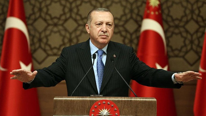Cumhurbaşkanı Erdoğan'dan Müslüman ülkelere zekat çağrısı