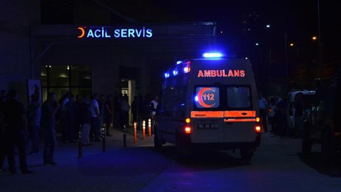 Siirt'te güvenlik korucularına yıldırım isabet etti: Bir şehit