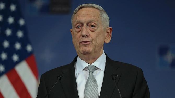 ABD Savunma Bakanı Mattis de seyahatlerini erteledi