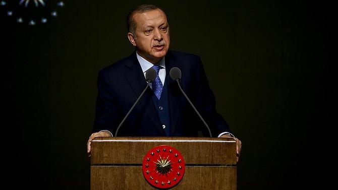Cumhurbaşkanı Erdoğan, Baykal'ı ziyaret etti