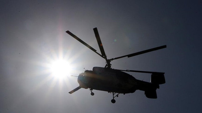 Rusya'da helikopter kazası: 6 ölü