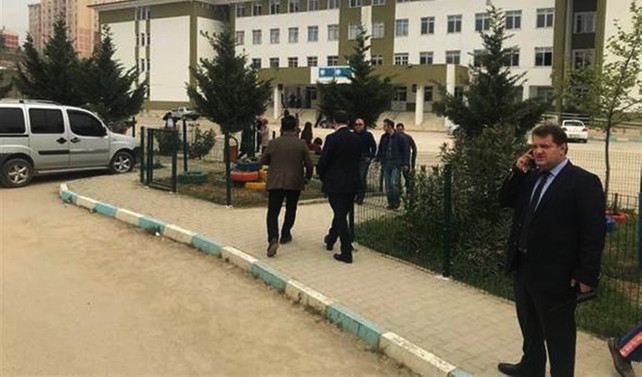 Bursa'da okulda silahlı saldırı