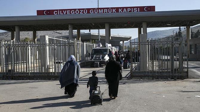 Suriyeli 162 bin sığınmacı ülkesine geri döndü