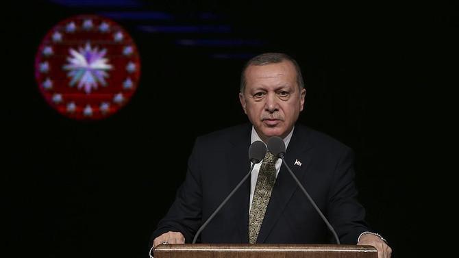 Erdoğan: Ekonomimize saldıranlara sesleniyorum, başaramayacaksınız