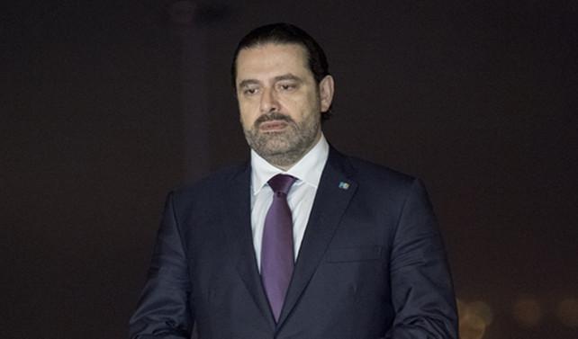 Hariri: ABD Suriye'yi vurursa Lübnan bundan uzak durur