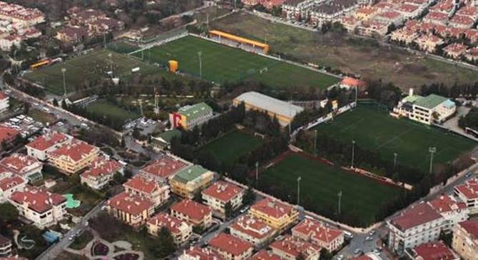 Galatasaray'ın Florya arsasına 2.2 milyar lira